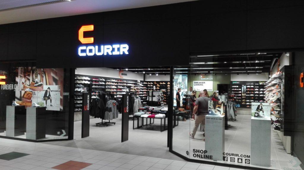 basket puma femme magasin courir